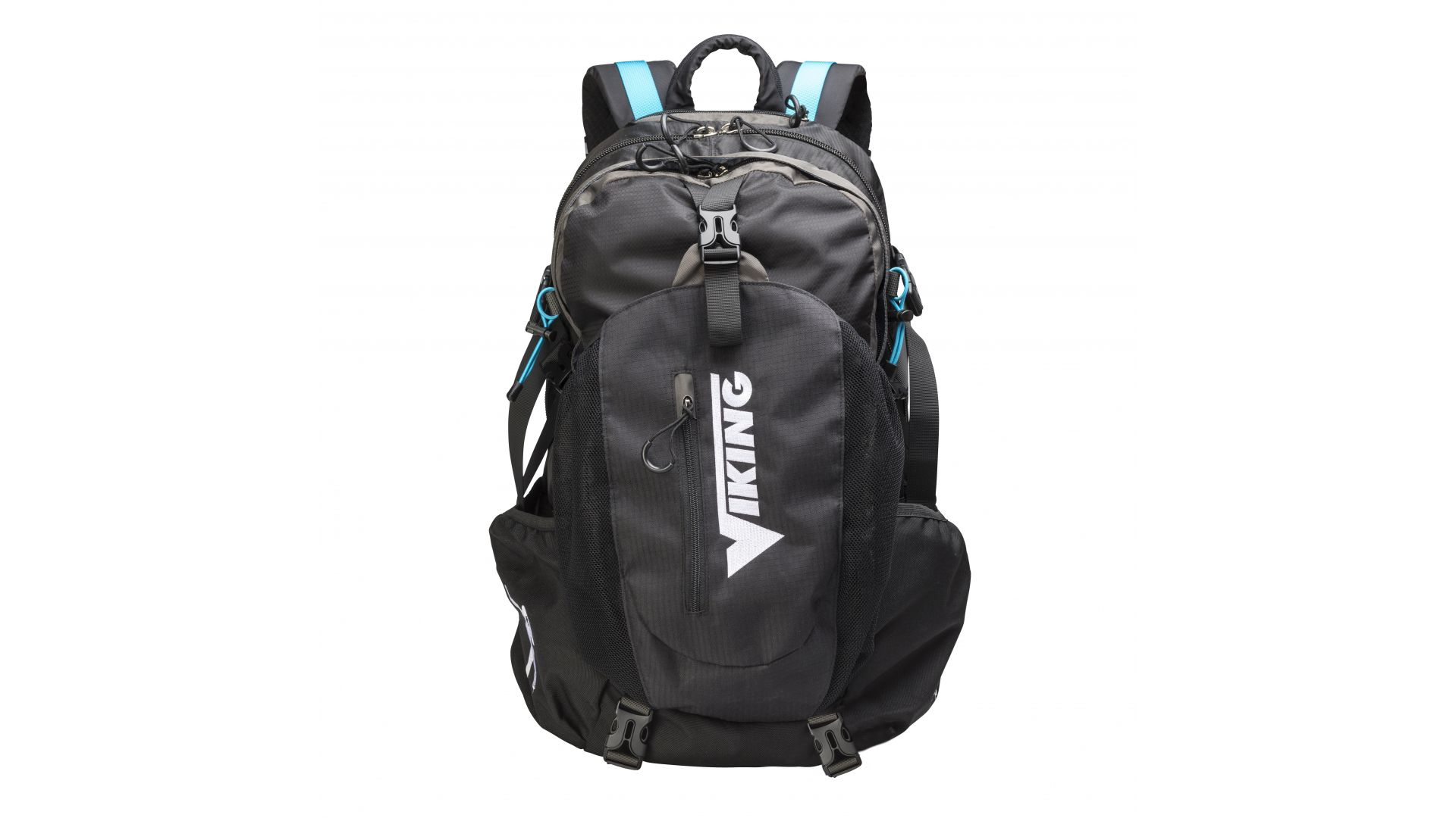Backpack Black&BLUE