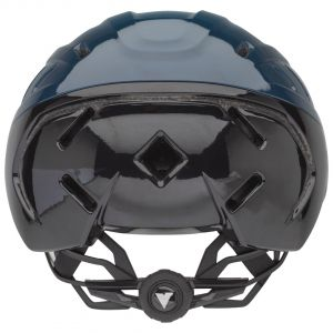 helmet sparrow blue back