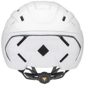 helmet sparrow white backside