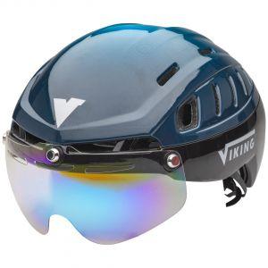 sparrow blue inc visor transp. coated