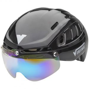 sparrow black inc trans. coated visor