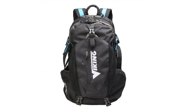 Backpack Black&BLUE