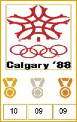 Viking Medal count: OS Calgary